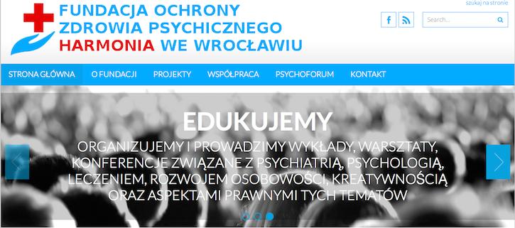 Fundacja harmonia